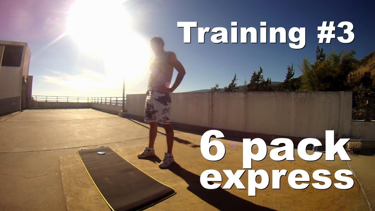 Training #3 – Abdos 6 Pack: Brûle Ton Gras !