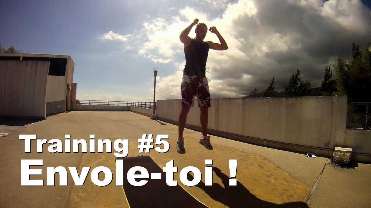 Training #5 – Pliométrie: «Envole-toi !»