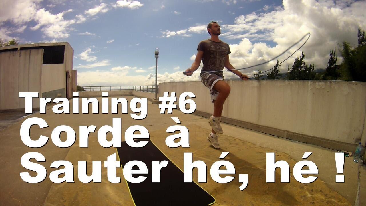 Training #6 – Corde à Sauter Hé, Hé !