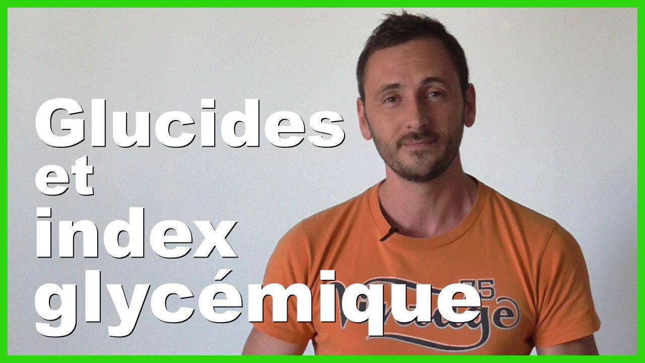 Glucides Et Index Glycémique