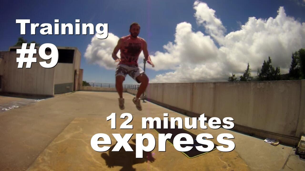Training #9 – 12 Minutes, ça Suffit !