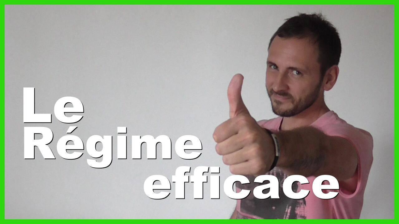 Régime Minceur Efficace