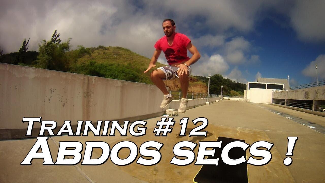 Training #12 – Abdos Dessinés Et Muscles Secs !