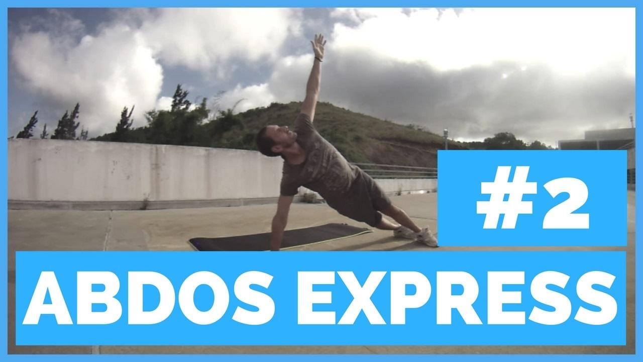 Séance Abdos Express #2
