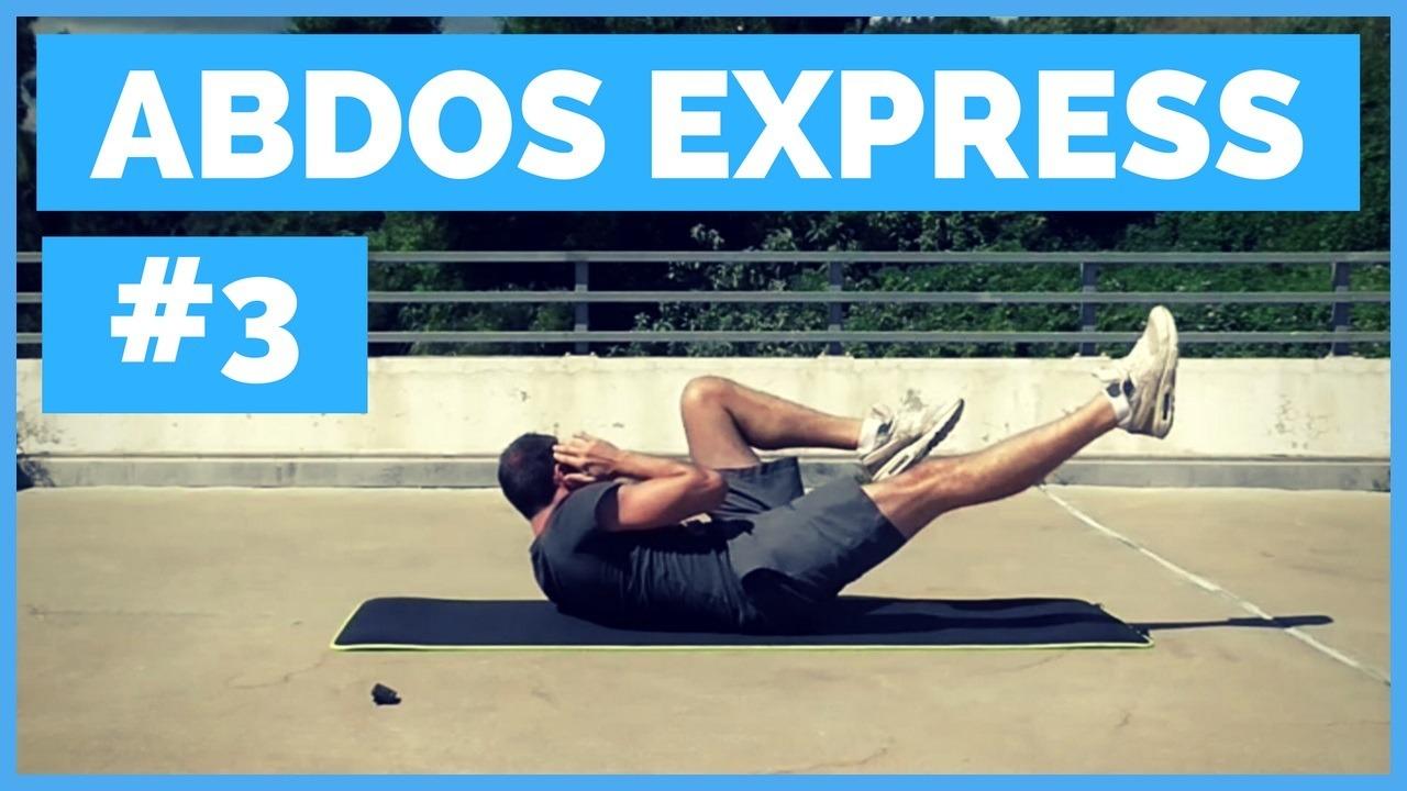 Séance Abdos Express #3