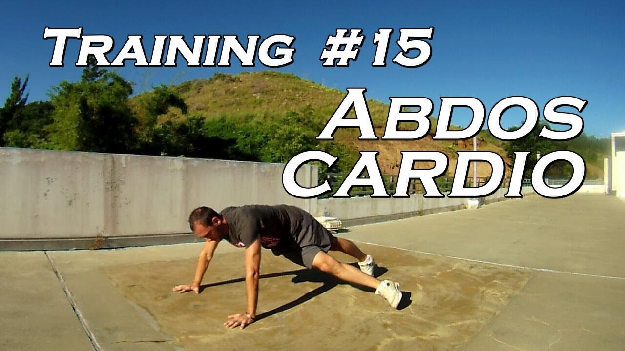 Training #15 – Abdos Et Cardio