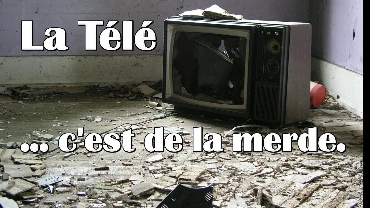 Télé Ne Rime Pas Avec Santé