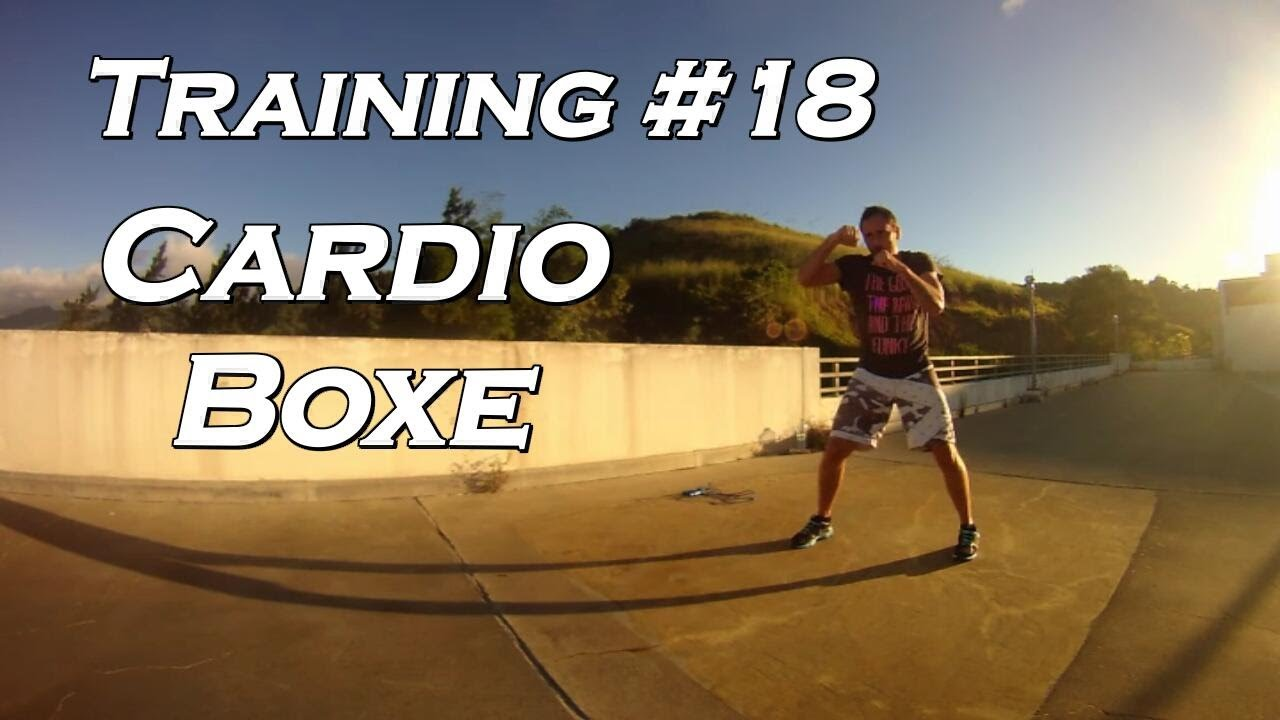 Training #18 – Cardio Boxe