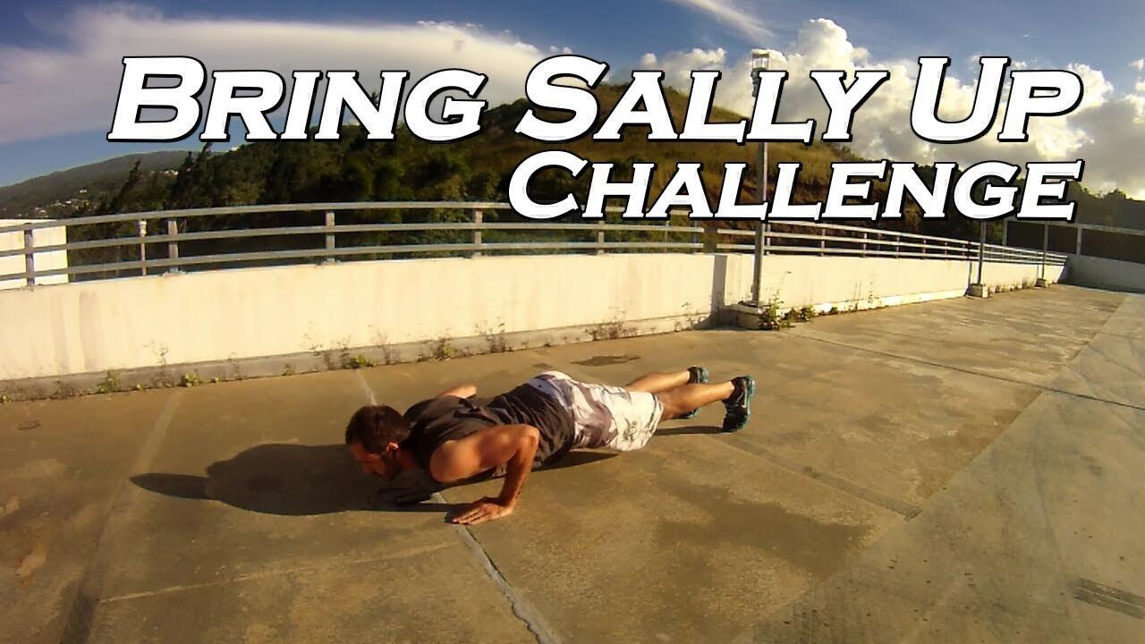 Bring Sally Up Challenge