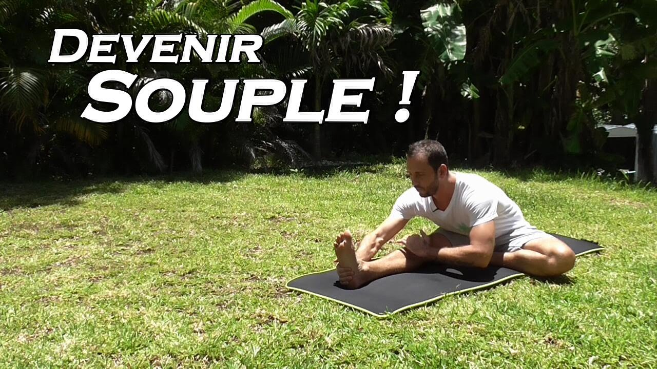 Comment devenir plus souple: 3 techniques fondamentales