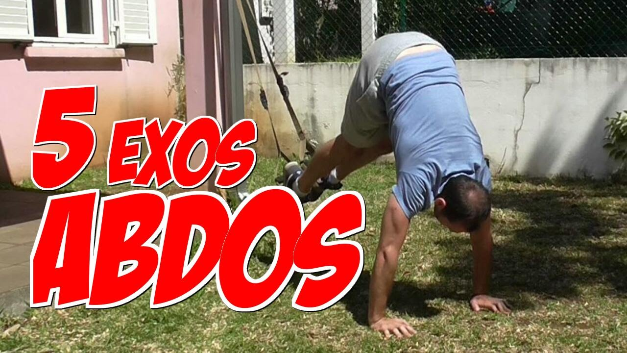 Exercices D'abdos Au Trx