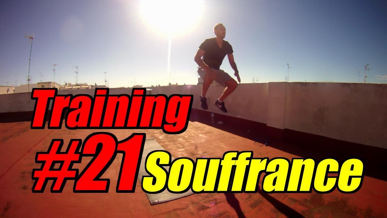 Training #21 – La Souffrance