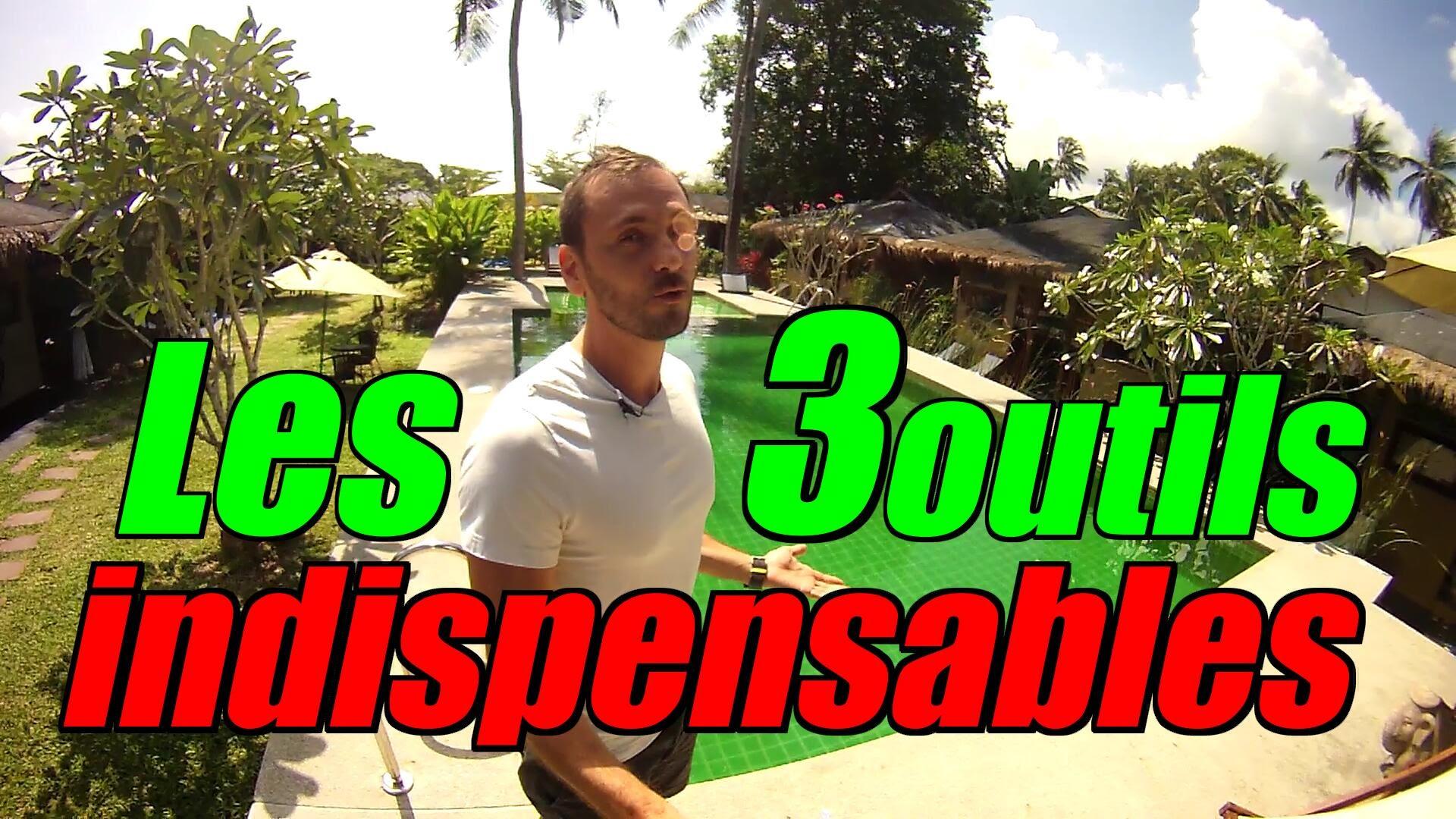 Les 3 Outils Indispensables Du Sportif Voyageur