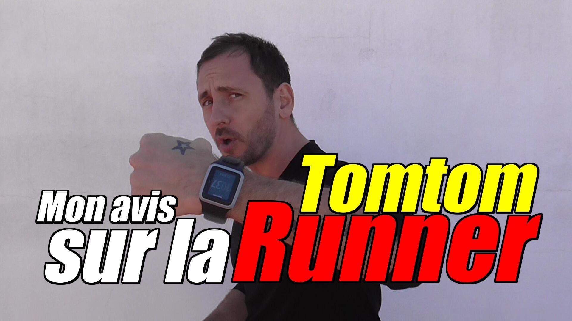 Montre GPS TomTom Runner : Présentation Et Avis