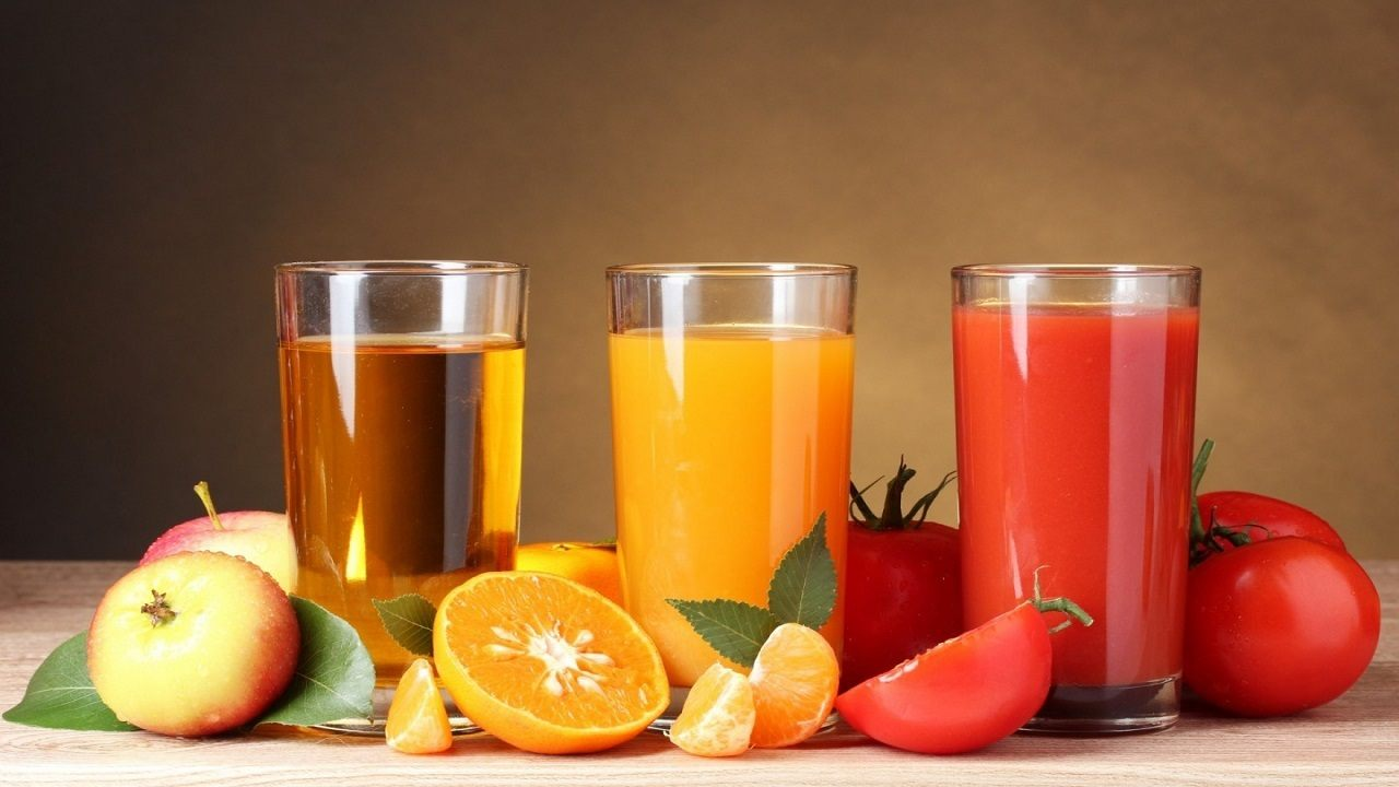 Fresh Juices Without A Juicer