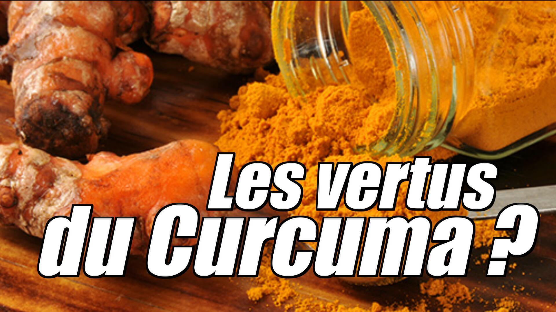 CURCUMA: L'Aliment Miracle Aux Bienfaits Inexistants
