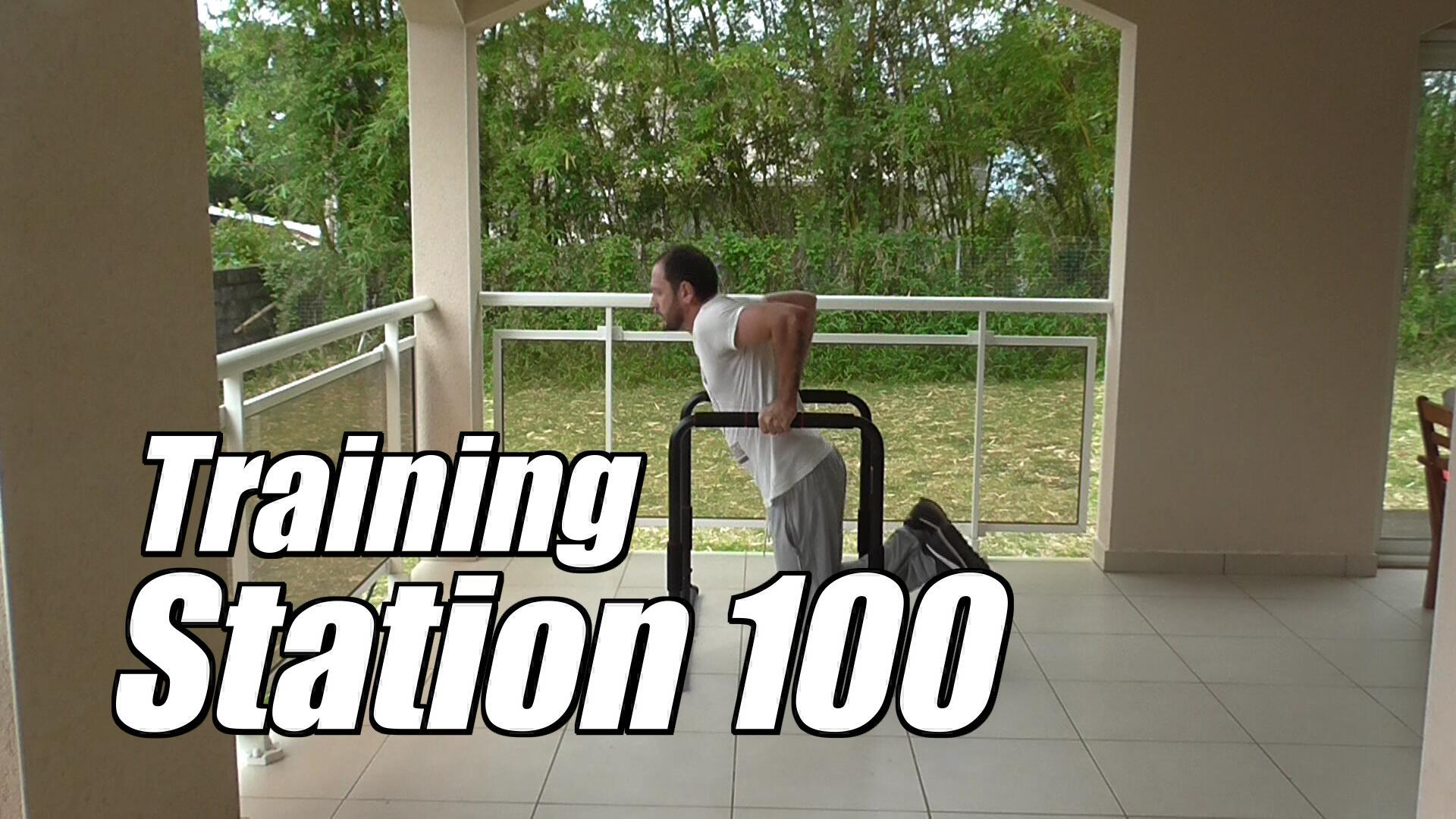Training Station 100 Domyos