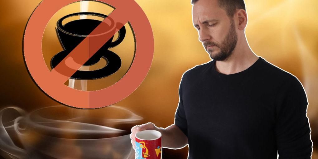 Arrêter la caféine