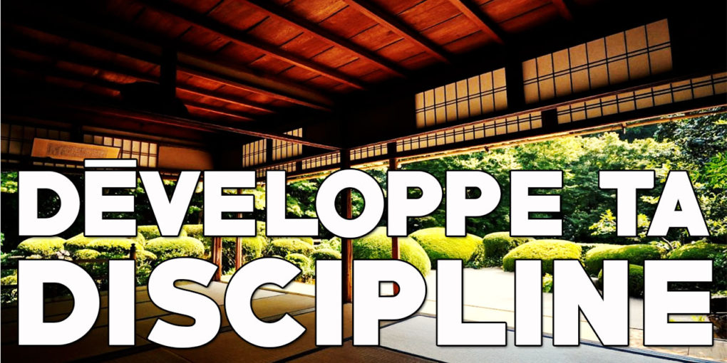 développer son auto-discipline