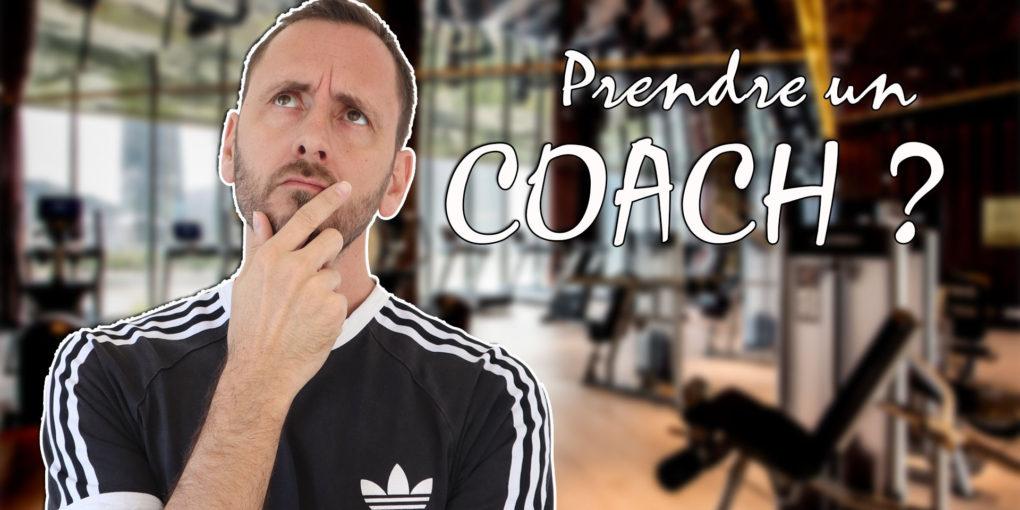 prendre un coach