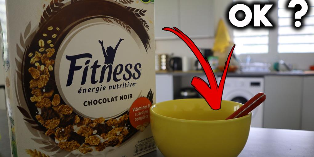 céréales fitness nestlé